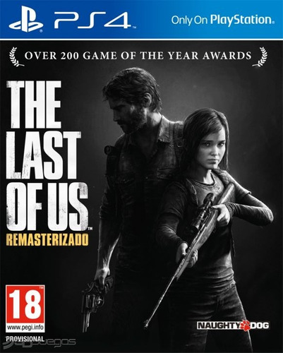 The Last Of Us: Remasterizado Ps4 Fisico