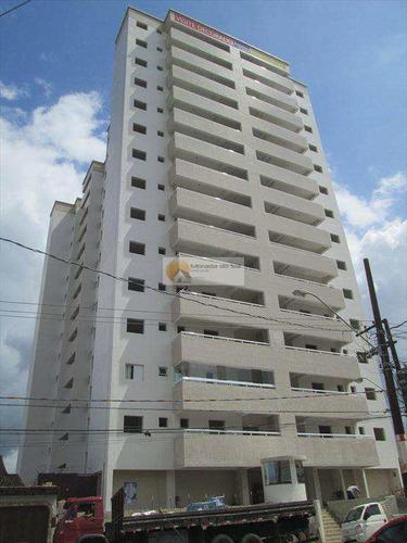 Apartamento Com 2 Dorms, Aviação, Praia Grande - R$ 340 Mil, Cod: 2938 - V2938