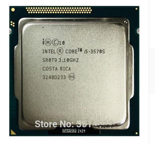 Processador Intel I5-3570s 3.1ghz - Frete Grátis