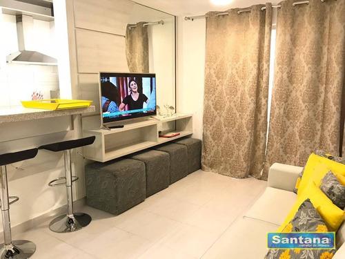 Apartamento Com 2 Dormitórios À Venda, 67 M² Por R$ 300.000 - J Jeriquara - Caldas Novas/go - Ap0070