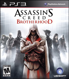 Assassins Creed Brotherhood - Ps3 - Juego Fisico - Megagames