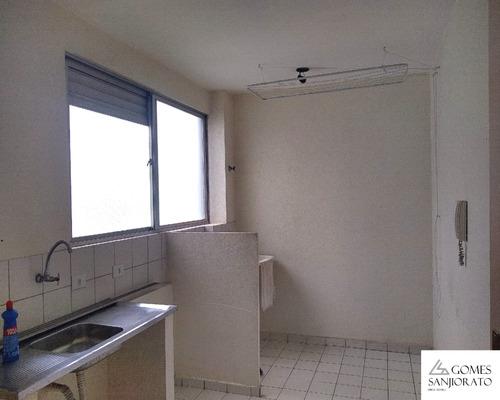 Imagem 1 de 10 de Apartamento Para Locação No Parque São Vicente Mauá . - Ap01396 - 69425773