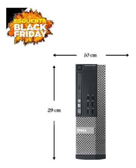 Pc Dell Sff 7010 Core I5 8gb Hd 500gb + Wi-fi Black Friday