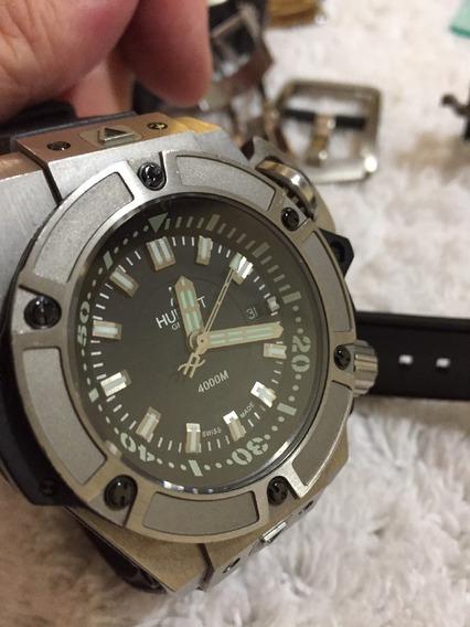 Relógio Eta-hublot Diver 48mm Automático