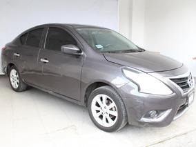 Nissan Versa 4p Advance L4/1.6 Aut