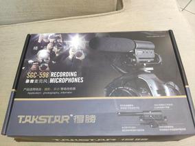 Microfone Tak Star Sgc-598