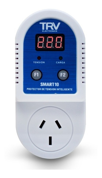 Protector De Tension Inteligente Trv Smart10 2100w