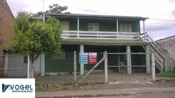 Casa Com 02 Dormitório(s) Localizado(a) No Bairro Feitoria Em São Leopoldo / São Leopoldo - 32012016
