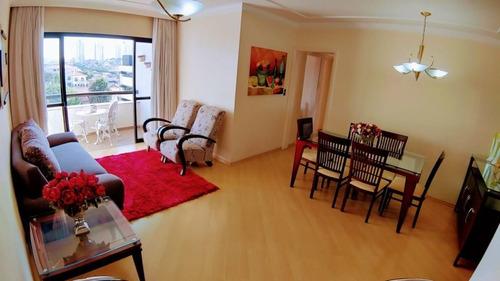 Imagem 1 de 26 de Apartamento Com 3 Dormitórios Sendo 1 Suíte E 2 Vagas À Venda, 95 M² Por R$ 660.000 - Santana (zona Norte) - São Paulo/sp - Ap10530
