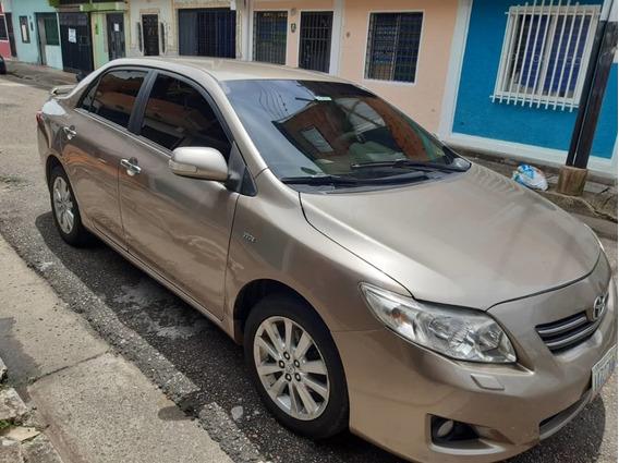 Toyota Corolla Año 2011 Mantenimento Reciente Cero Detalles