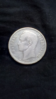 Moneda Fuerte De Plata De 1910 Lei 900 25 Gramos