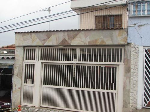 Sobrado Com 3 Dormitórios À Venda, 130 M² Por R$ 750.000,00 - Vila Prudente (zona Leste) - São Paulo/sp - So0515