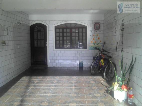 Sobrado Residencial À Venda, Residencial Parque Cumbica, Guarulhos. - So0046