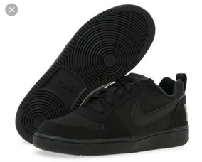 Tenis Nike Court Borough Low Originales #22.5 Mx