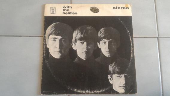 Disco Vinil Lp With The Beatles 1963
