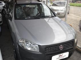 Fiat Strada 1.4 Mpi Working Cd 8v Flex 2p Manual