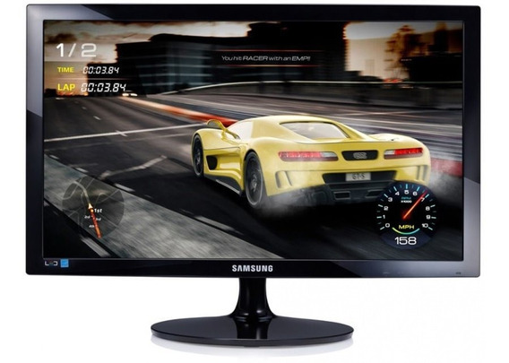 Monitor Gamer Samsung S24d332h Fullhd 75hz 1ms Hdmi/vga S/j