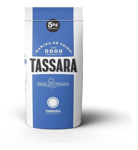Harina De Trigo 0000 5 Kgs. Tassara