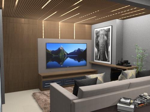 Imagem 1 de 10 de Móveis Planejados Projetos 3d Sob Medida Freelancer