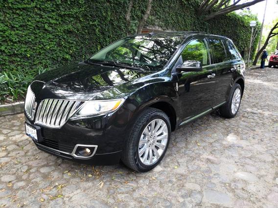 Lincoln Mkx 3.7 Lincoln Mkx - Premier V6 Awd At 2015