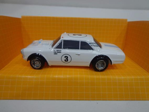 Renault Torino 84 Hs Nurburgring 1969 Num º3 1/43 Cartrix