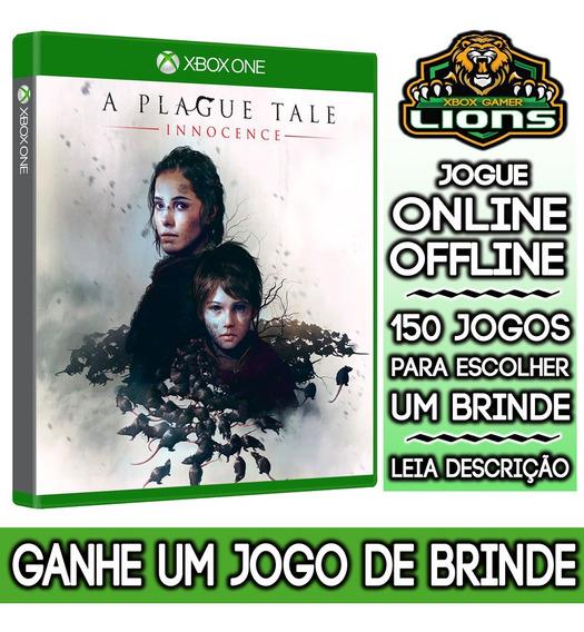 A Plague Tale Xbox One + Brinde