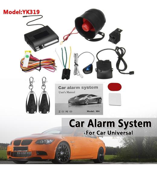 Carro Automático Assaltante Alarme Segurança Sistema Veículo