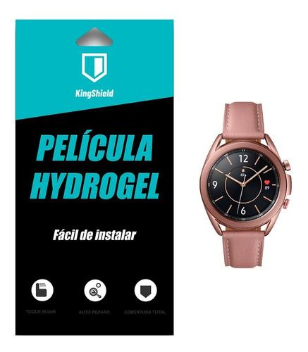 Película Galaxy Watch 3 (41mm) Kingshield (3x Unid Tela)