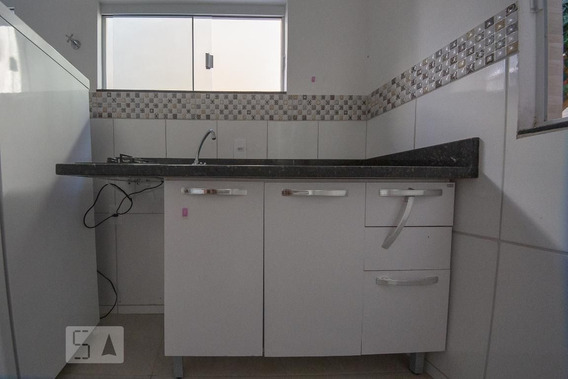 Apartamento No 1º Andar Com 1 Dormitório - Id: 892967926 - 267926