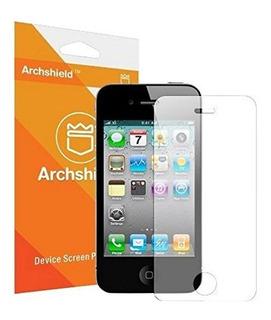 Archshield Aci4hd3 iPhone 4s 4 Premium Hd Protector De Panta