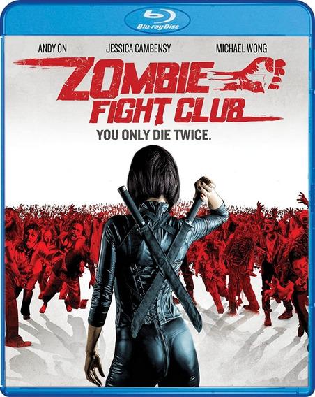 Zombie Fight Club Pelicula Blu-ray