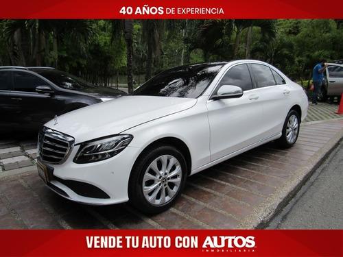 Mercedes Benz C 200 At Sec Sedan Cc2000
