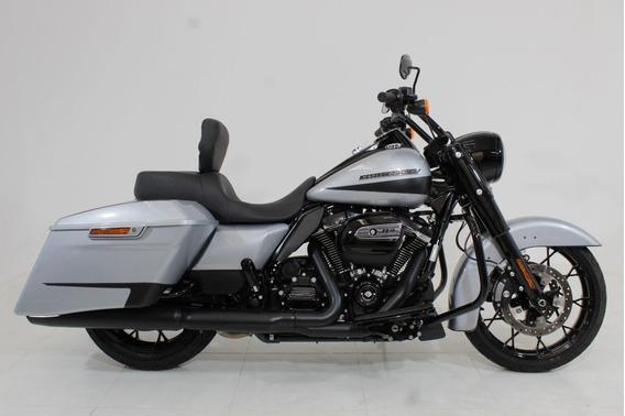 Harley Davidson Road King Special 2020 Prata