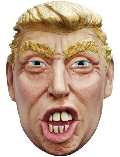 Máscara De Látex Donald Trump Presidente Político