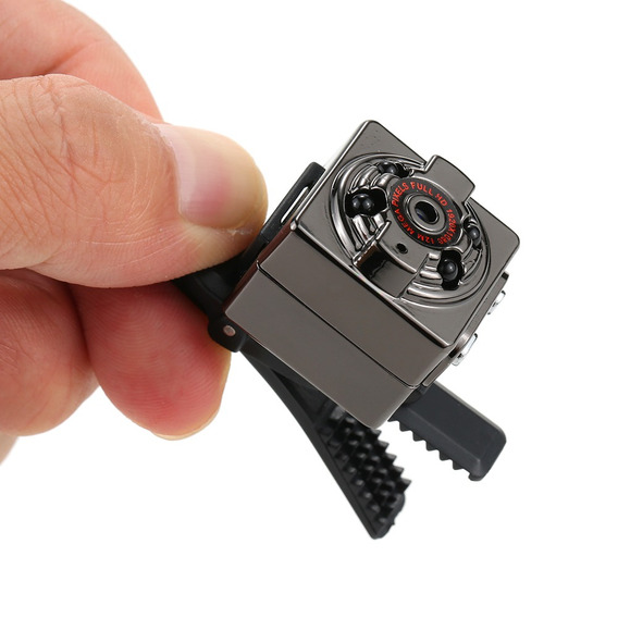 Portable Hd 1080p Mini Dv Escondido Monitor Camera Video Tf