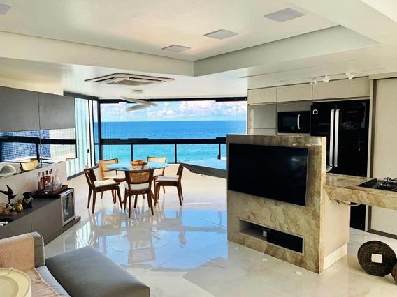 Apartamento Cobertura 2 Quartos Suítes 120m2 A Venda No Rio Vermelho - Lit747 - 67855998