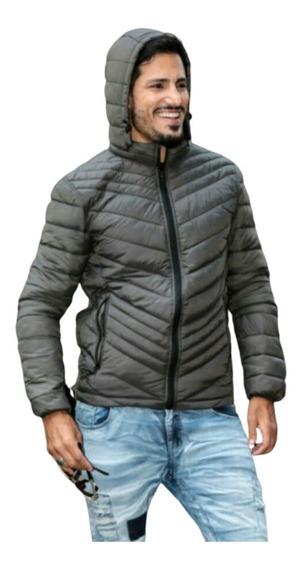 Jaqueta Bobojaco Slim Fit Frio Inverno - Dupla Face Top