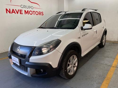 Renault Sandero Stepway Privilege Nav Nfo1 Cuotas