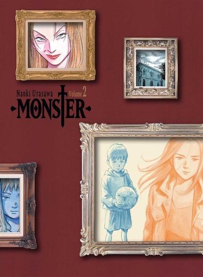 Monster Kanzenban - 2 - Capa Dura