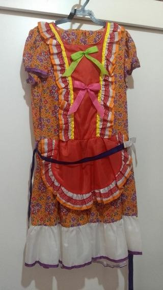 Vestido De Festa Junina M