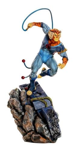 Figura Thundercats - Tygra (novo) Iron Studios