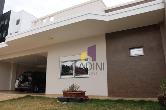 Casa À Venda - Recanto Tropical - Cascavel/pr - Ca0240
