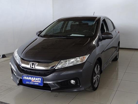 Honda City Exl 1.5 16v Cvt (7041)