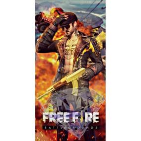 Free Fire Garena 6120 Diamante Recarga Na Sua Conta