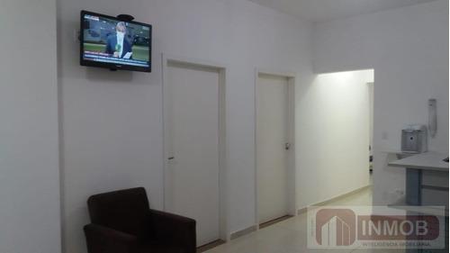 Imagem 1 de 12 de Sala Comercial Para Locação Em Taubaté, Vila Das Jabuticabeiras, 3 Banheiros - Sa0060_1-2041030
