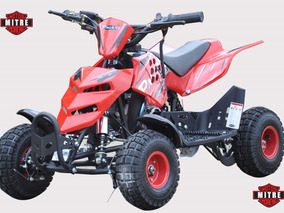 Mini Cuatri Raptor 50cc 2 Tiempos 0km Quad Cuatriciclo 49cc