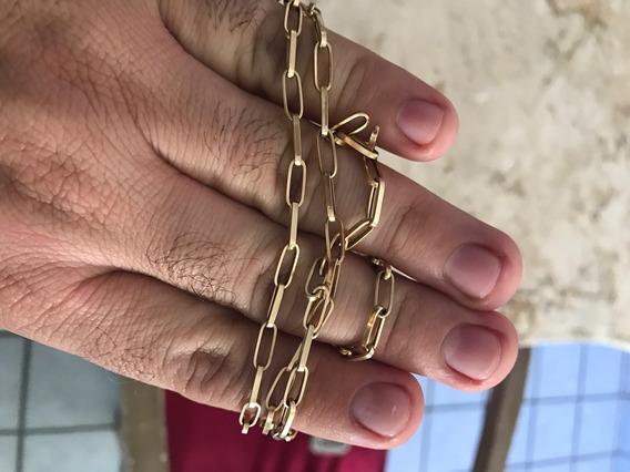 Cordão De Ouro 18 - Peça De Fábrica