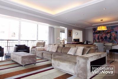 Apartamento - Jardim Europa - Ref: 2961 - V-2961