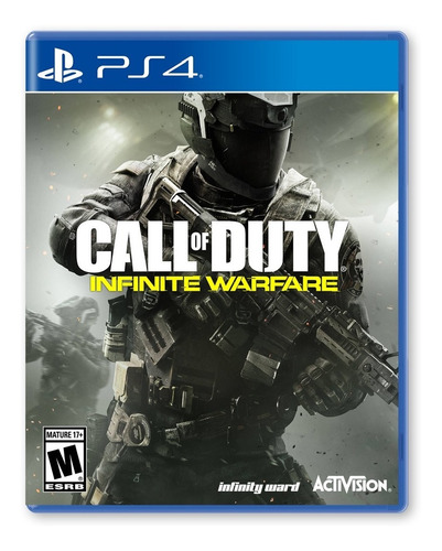 Imagen 1 de 4 de Call Of Duty Infinite Warfare - Playstation 4