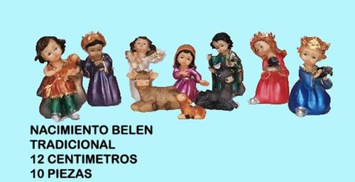 Imagen 1 de 2 de Nacimiento Belén Tradicional. Cerámica